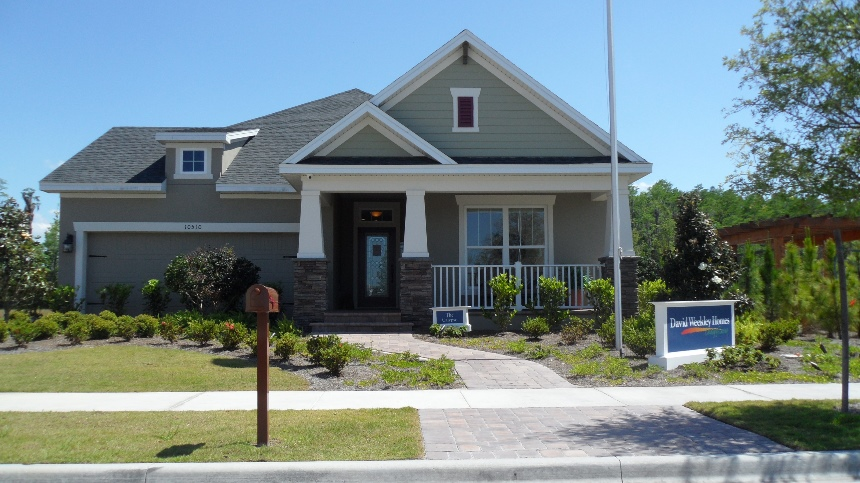 Dave Weekly Model Home In RandalPark